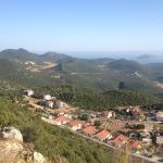 Kas view from the mountain