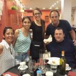 Sofi, Marisa, Seba, Martin y Martina