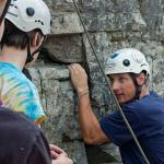 Our climbing guides have decades of experience.