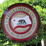 The Vella Cheese emblem