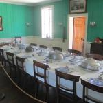 Fort Vancouver - Chief Factor's Residence Dining Room