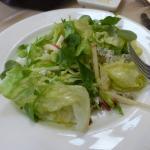 Butter Leaf Lettuce Salad