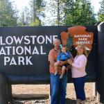 We love Yellowstone Park!