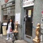 Nice Indian food in Copenhagen