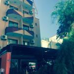 City Hotel Pension Foto