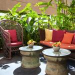 Mailani Lounge Garden Seating Area