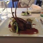 My Rack of Lamb delicious