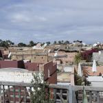 Sicht von der Terrasse