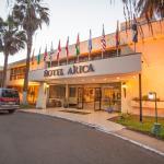Frontis Hotel Arica