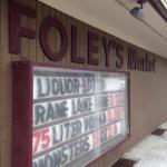 Foley's Market