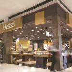 Over 40 retailers inside