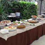 Aperitif buffet