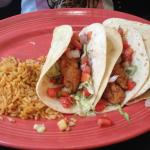 3 Chicken Soft Tacos