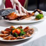 Peking Duck Banquet 北京片皮烤鸭