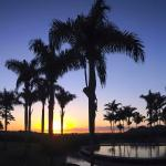 Sunset at Los Altos