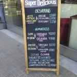Billede af Super Delicious