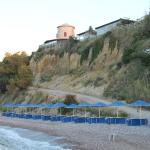 Foto de Pavlina Beach Hotel