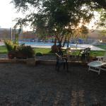 Vista del patio