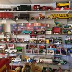 Grandpa's Attic is a unique collection of antiques, vintage toys and glass ware. A great place t