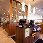 On-Site Restaurant: Denny's 24-Hour Restaurant