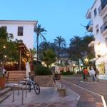 Marbella centre