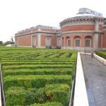 Jardins do Museu do Prado!!!