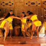 Kalinago cultural group in action!