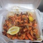 Local large shrimp
