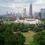 Foto de Embassy Suites by Hilton Atlanta - at Centennial Olympic Park