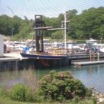 Dockside Restaurant on York Harbor Foto
