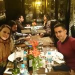 Sequência de Fondue no restaurante Divino, Gramado - RS