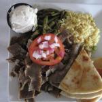 Hellas platter