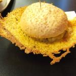 Squeez Burger with Cheese (PLAIN)