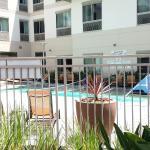 8 MacArtur place Santa Ana CA Court yard Marriott