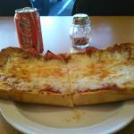Pizza Sub!