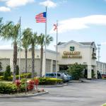 Quality Inn & Suites Near Fairgrounds Ybor City