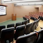 Bluff City Amphitheater Meeting Room