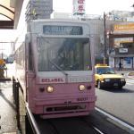 Okayama Electric Tramway - Tram System