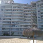 Playa del complejo