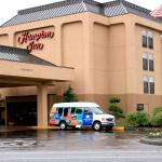 Welcome to Hampton Inn Bellingham-Airport