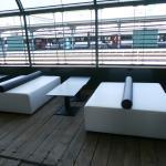 Eiscafe am Hafen Foto