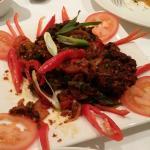 An amzing King Fish main dish!