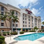 Foto de Hampton Inn Fort Lauderdale Airport North Cruise Port