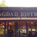 Bagdad Bistro, great Doners!