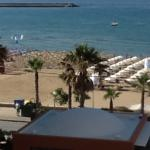Foto de Aquila Porto Rethymno Hotel
