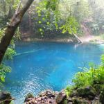 Blue Crystal Water