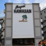 Royal Hawaiian Beachfront Resort Foto