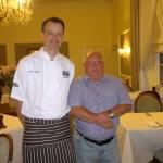 My Food Hero - Steve Pidgeon