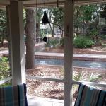 Beach Cottage 206- patio