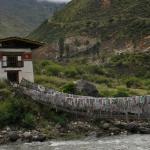 Tachogang Lhakhang Bridge